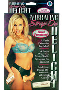 The Vibrating Strap On Delight Dual Function For Him Or Her...