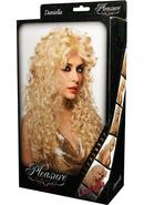 Daniella Wig - Platinum Blonde (disc)