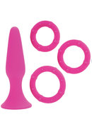 Posh Silicone Performance Kit Pink