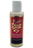 Meltdown Sensuous Massage Oil For Men...