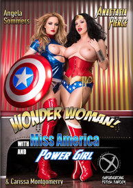 Wonder Woman W/miss America