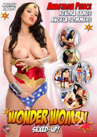 Wonder Woman Sexed Up