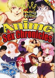 20hr Anime Sex Chronicles {4 Disc}