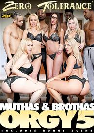 Muthas And Brothas Orgy 05