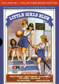 2pk Little Girls Blue