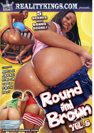 Round And Brown 05
