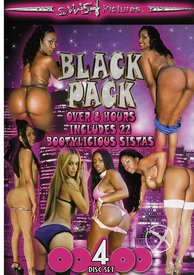 Black Pack {4 Disc Set}