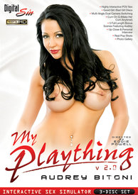 My Plaything Audrey Bitoni {3 Disc}