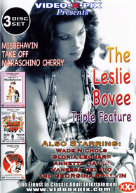 Leslie Bovee Triple Feature{3 Disc S