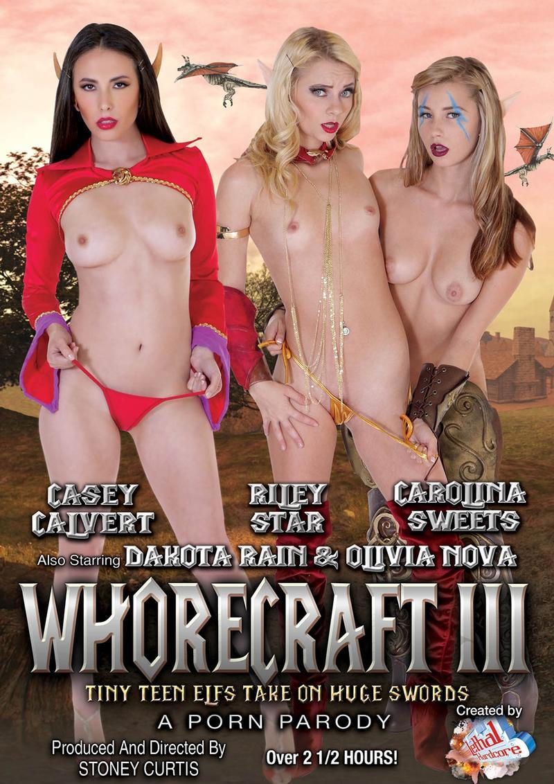Whorecraft 03 Tiny Teen Elves Take O