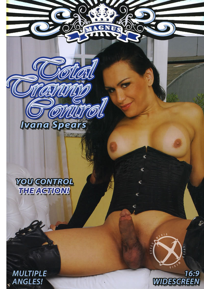 Total Tranny Control Ivana Spears
