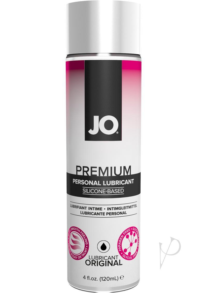 Jo Premium Silicone Lubricant For Women 4 Ounce