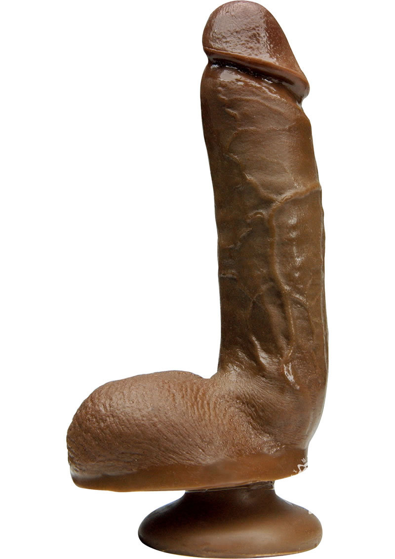 Wildfire Real Man Jel Lee Hot Cock Waterproof 9 Inch Brown